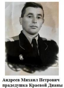 Андреев Михаил Петрович
