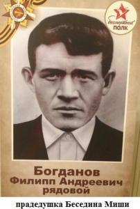 Богданов Филипп Андреевич