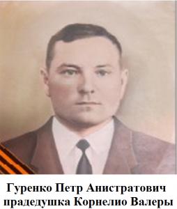 Гуренко Петр Анистратович