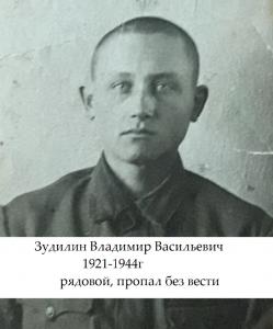 Зудилин Владимир Васильевич